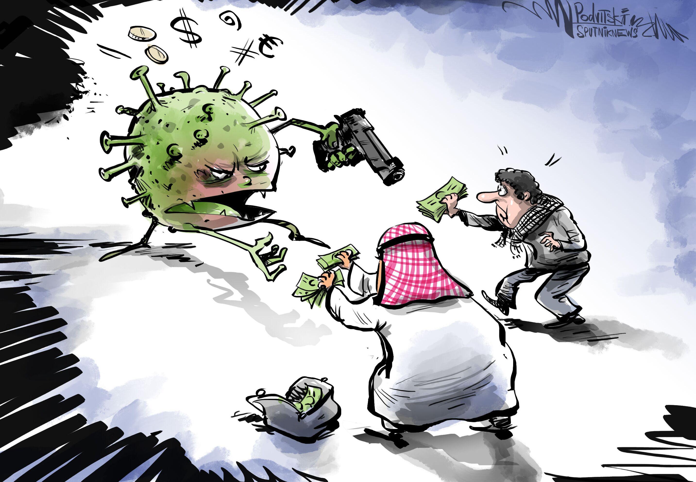 ملايين العرب سيصبحون فقراء من وراء كورونا