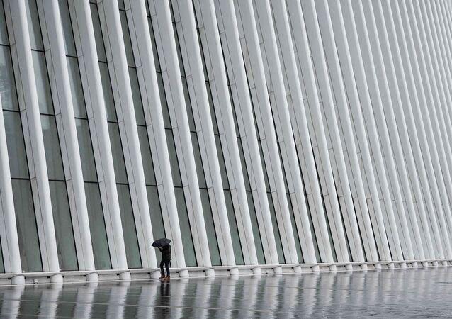نيويورك، وضع حالة الطوارئ على خلفية تفشي كورونا في البلاد، 31 مارس 2020