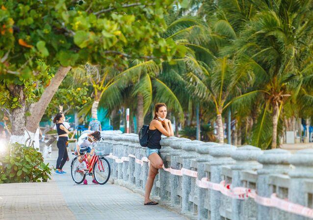الوضع في فيتنام على خلفية أنتشار فيروس كورونا، 4 أبريل 2020