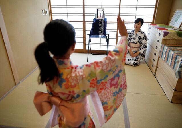 التعليم عن بعد في ظل انتشار فيروس كورونا، اليابان، أبريل 2020