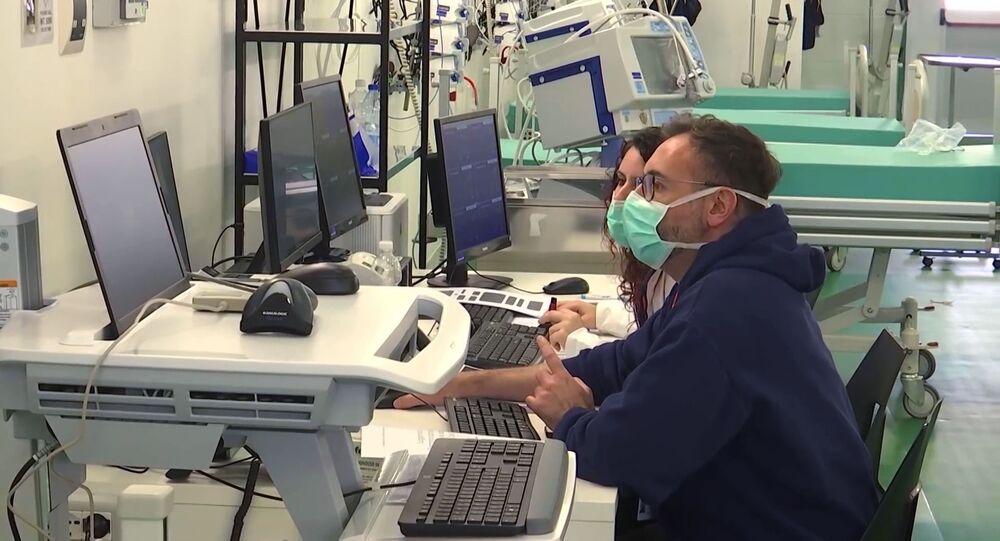 مستشفى بيرغامو الميداني،