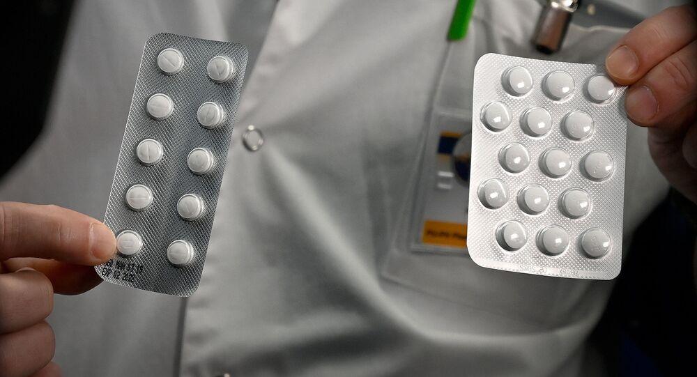 هيدروكسي كلوروكين يمكن أن يكون علاج محتمل للمصابين بفيروس كورونا المستجد