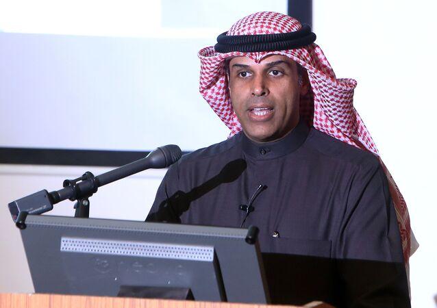 وزير الطاقة الكويتي خالد الفاضل