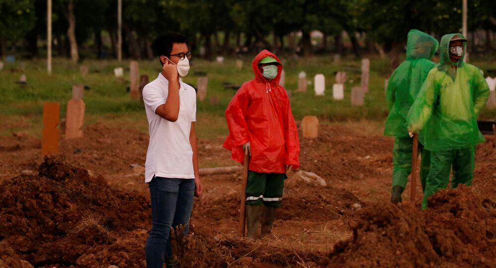 تفشي كورونا في إندونيسيا