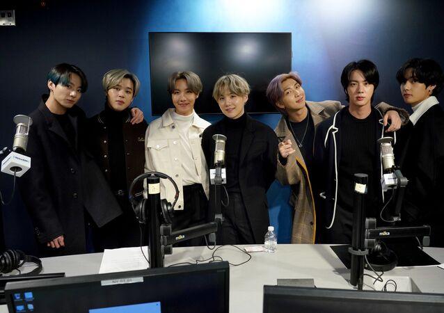 فرقة ذا بويز الغنائية الكورية