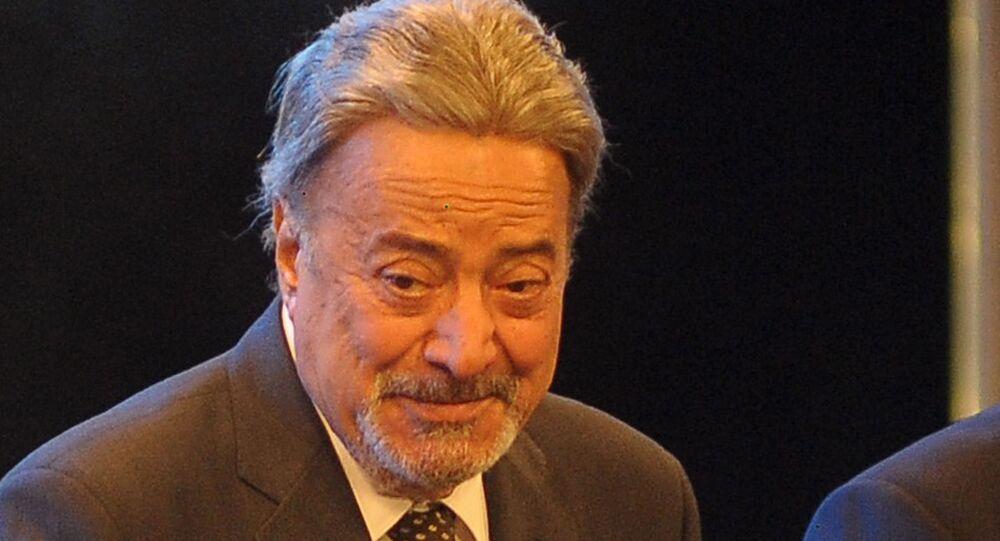 الممثل المصري يوسف شعبان