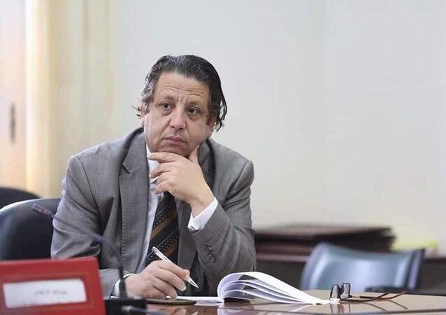 رئيس لجنة الصحة والشؤون الاجتماعية بالبرلمان التونسي خالد الكريشي