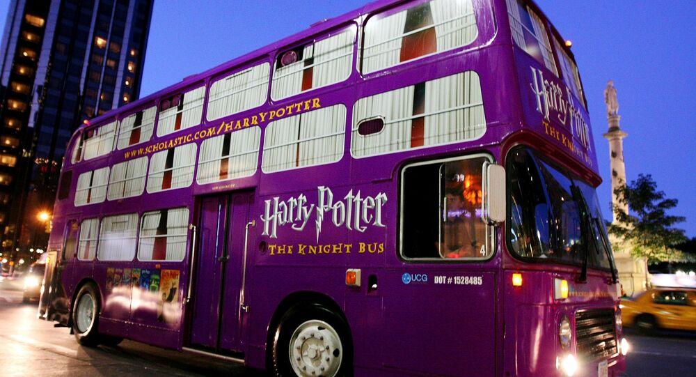 حافلات هاري بوتر، لندن 2007