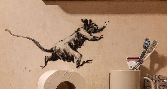 رسام بانكسي