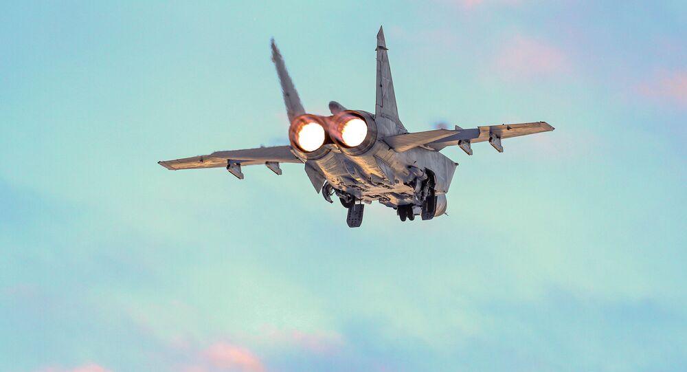 طائرة ميغ-31