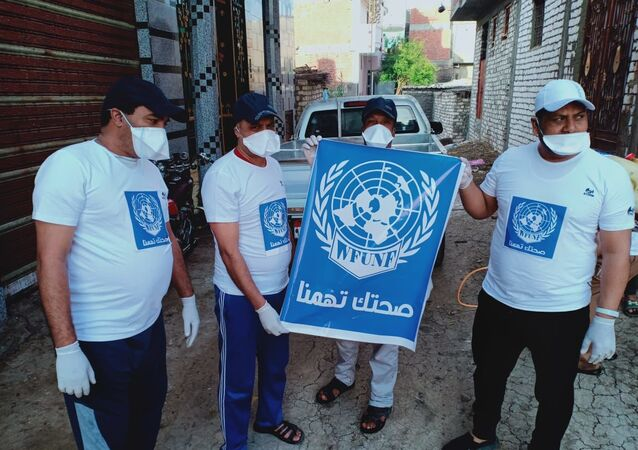 صحتك تهمنا مبادرة أطلقتها الفيدرالية العالمية لأصدقاء الأمم المتحدة  في مصر