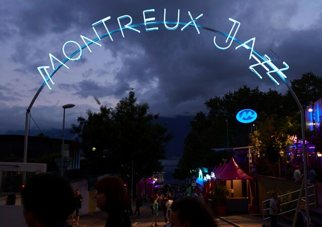 مهرجان مونترو للجاز في سويسرا