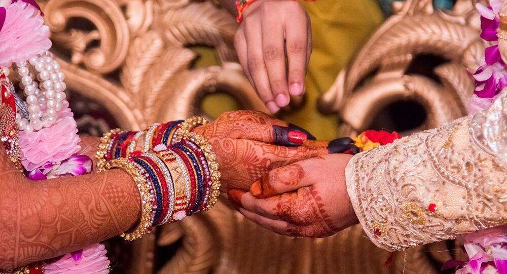 زواج هندي
