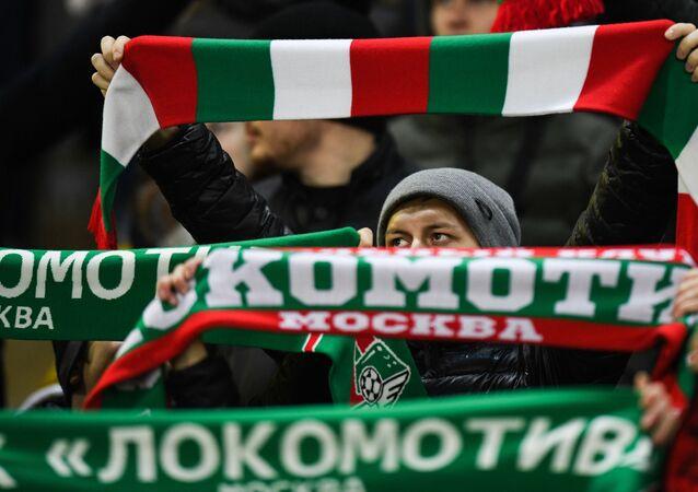 الدوري الروسي لكرة القدم نادي لوكوموتيف موسكو