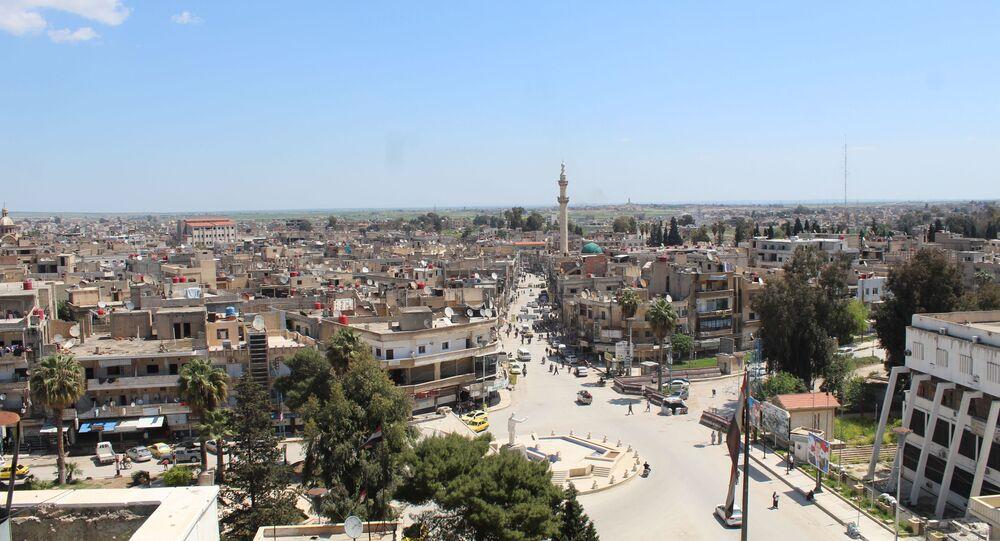 منظقة شرق الفرات السورية