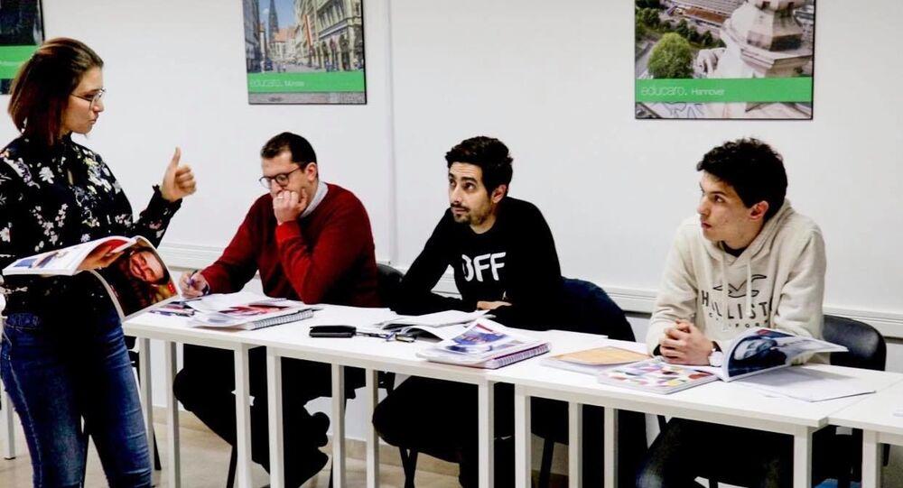 مبادرة شبابية تونسية لتعليم اللغة الألمانية بالمجان