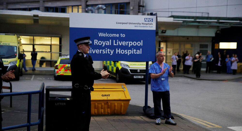 مستشفى رويال ليفربول في بريطانيا