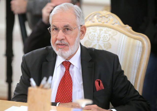 وزير خارجية حكومة الوفاق الليبي محمد الطاهر سيالة