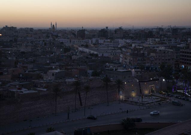 طرابلس، ليبيا 29 فبراير 2020