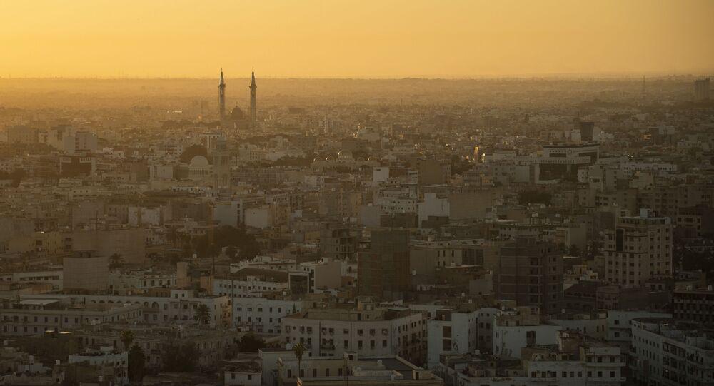طرابلس، ليبيا 28 فبراير 2020