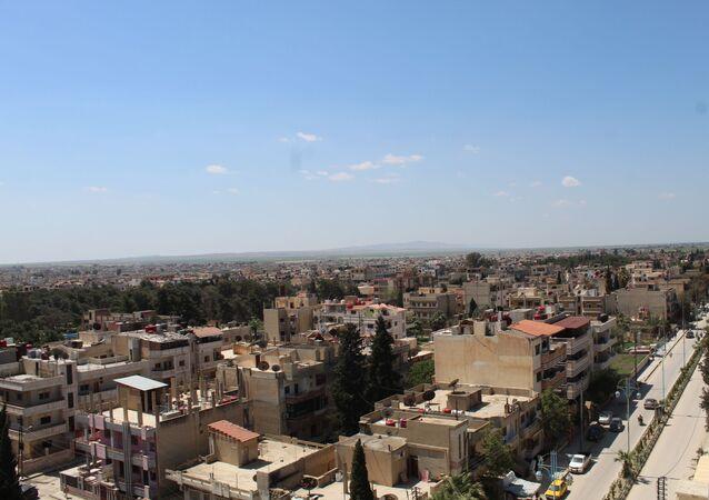 مدينة الحسكة السورية