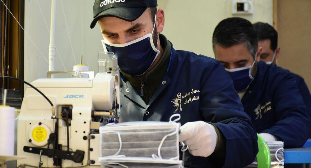 الصناعات السورية في حلب