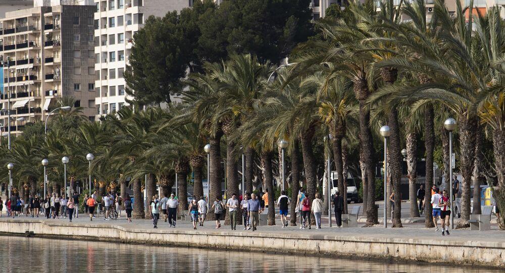 إسبانيا تخرج من الحجر الصحي