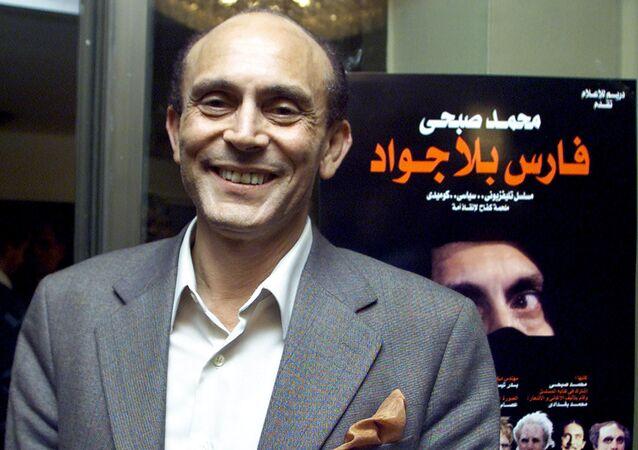 الفنان المصري محمد صبحي