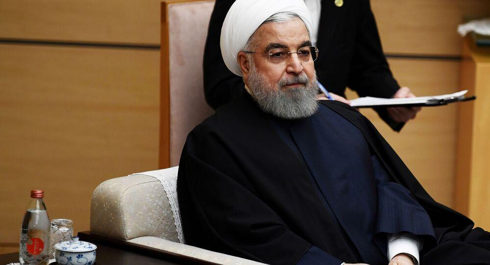 الرئيس الإيراني حسن روحاني، 20 ديسمير 2019