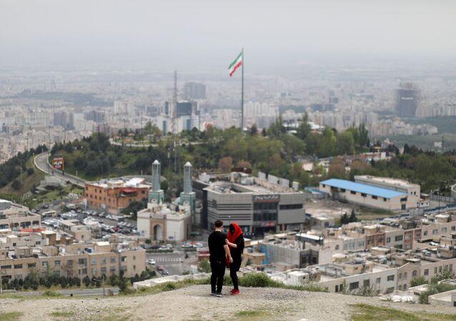 طهران، إيران 30 أبريل 2020