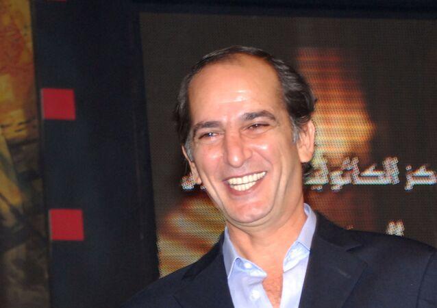 الفنان المصري هشام سليم