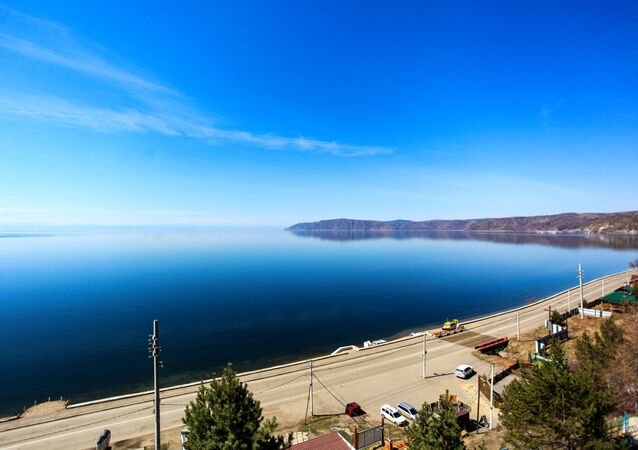بحيرة بايكال