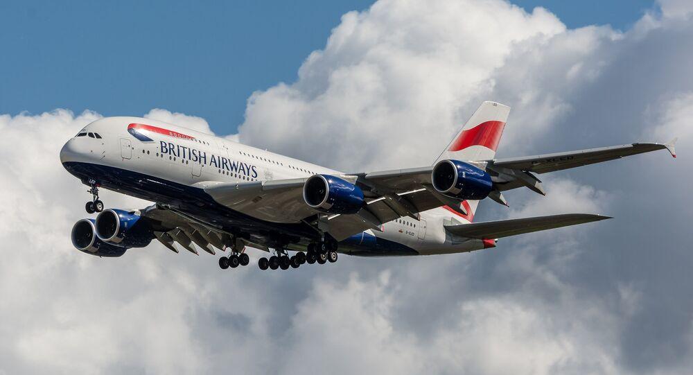 الخطوط الجوية بريتيش إيرويز