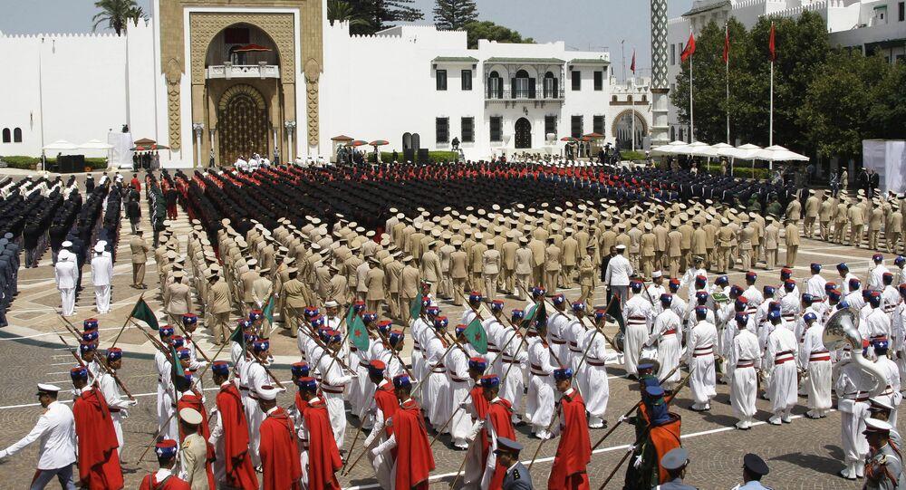 الحرس الملكي في المغرب