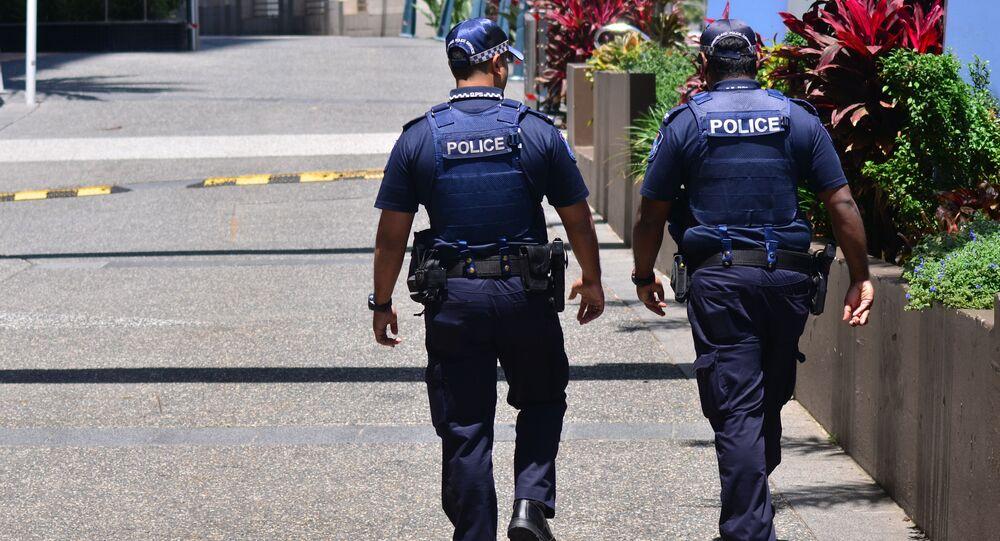 الشرطة في أستراليا