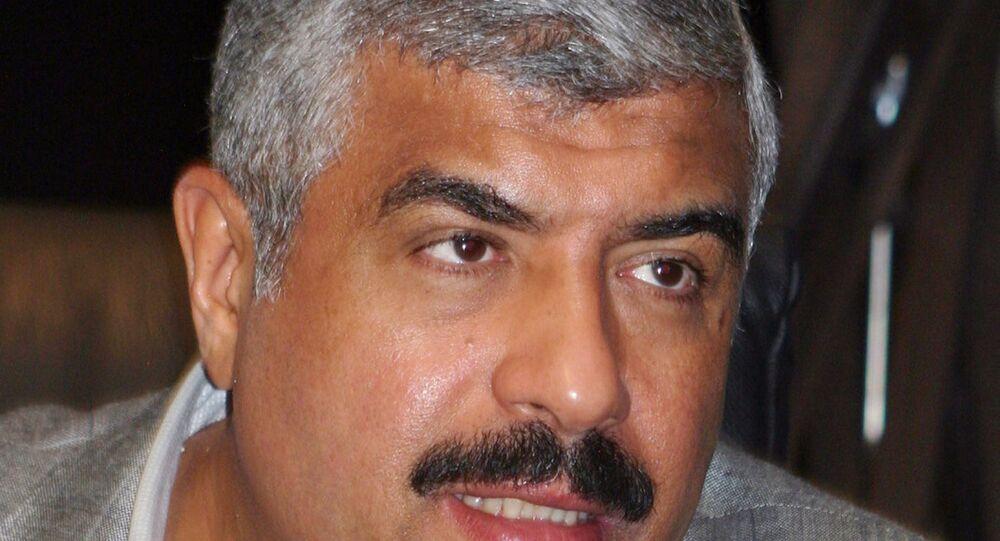رجل الأعمال المصري هشام طلعت مصطفى