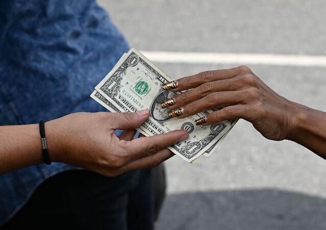 واحد دولار