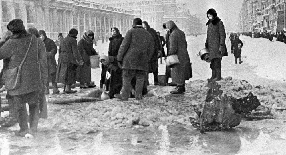 حصار لينيغراد