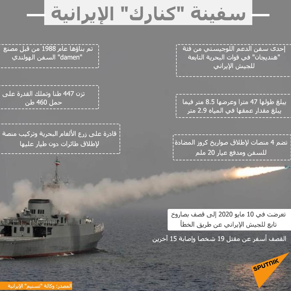 سفينة كنارك الإيرانية