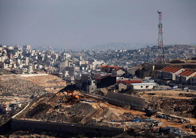 الضفة الغربية المحتلة، مستوطنات، فلسطين 2020