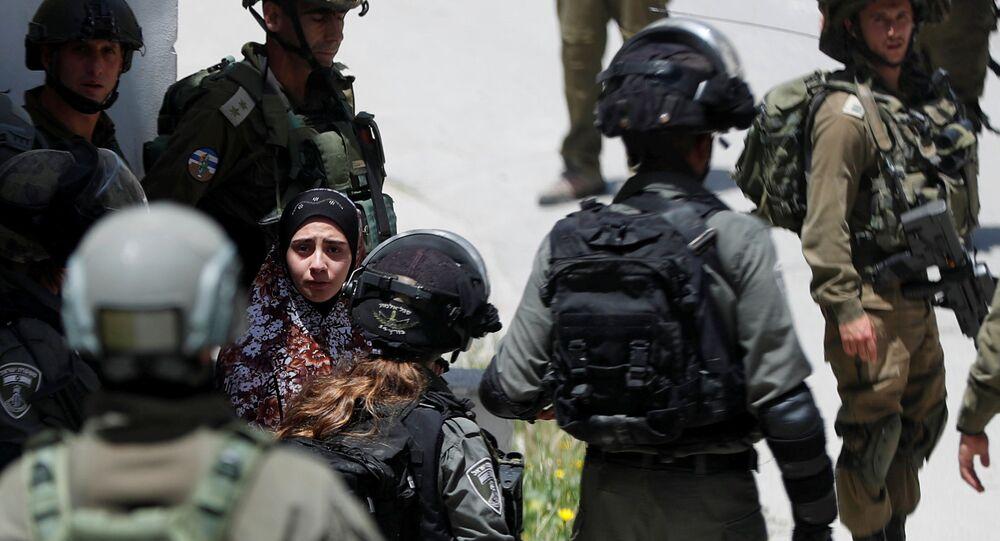 الضفة الغربية المحتلة، الجيش الإسرائيلي، جنين، فلسطين، 12 مايو 2020