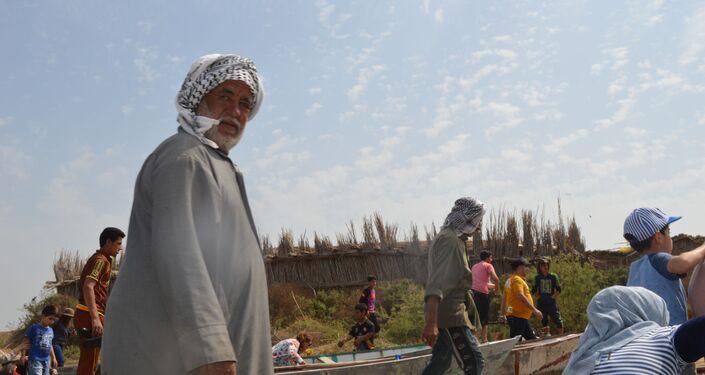أهوار العراق