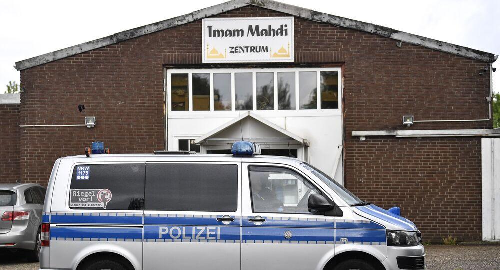 إحدى مقرات حزب الله في ألمانيا