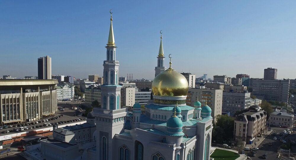 الجامع الكبير في موسكو