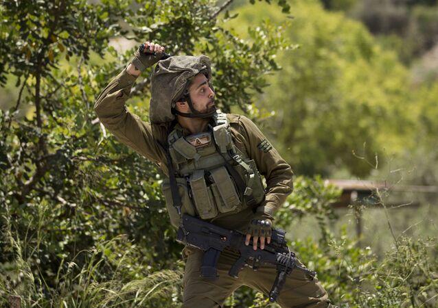 الضفة الغربية، الجيش الإسرائيلي، مايو 2020