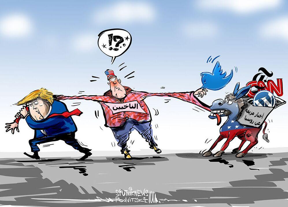 ترامب: تويتر يخنق حرية التعبير تماما
