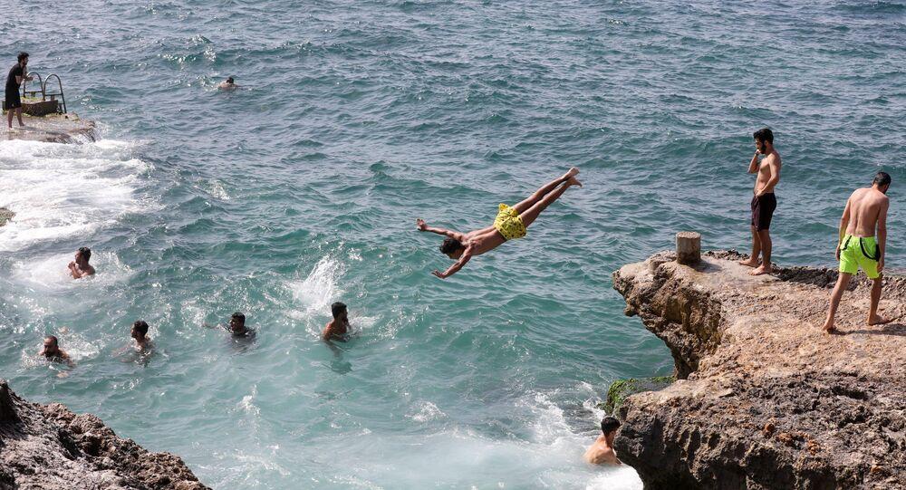 بيروت، لبنان مايو 2020