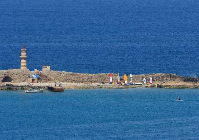 صيدا، لبنان مايو 2020