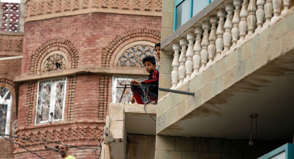 صنعاء، اليمن، مايو/ أيار 2020