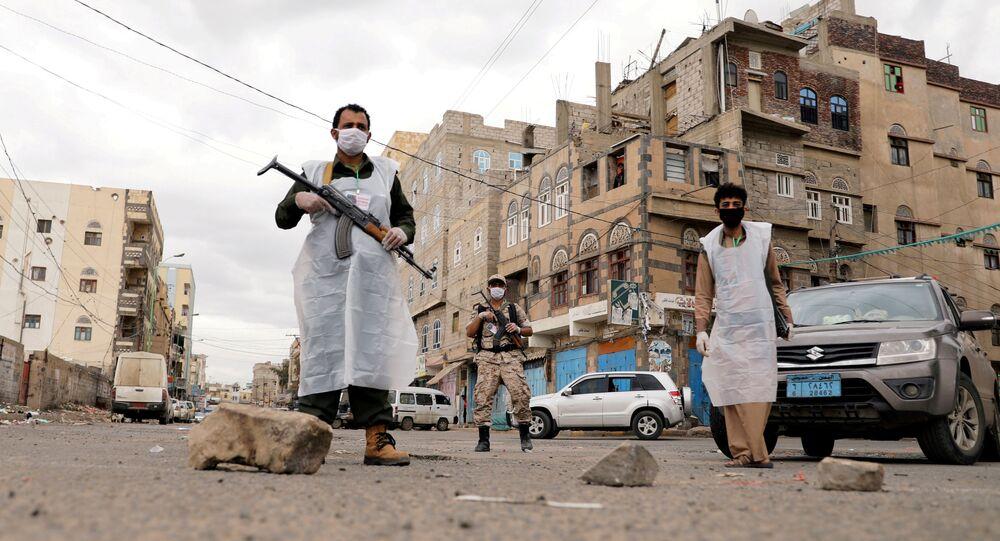 صنعاء، اليمن، كورونا، مايو/ أيار 2020